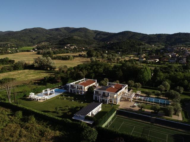 Arezzo hotel di lusso